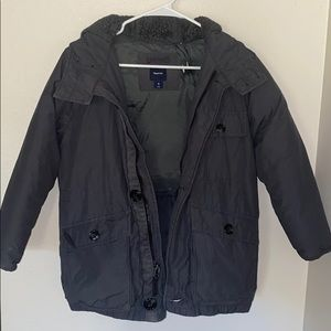 Gap kids puffer coat for 8yo boy
